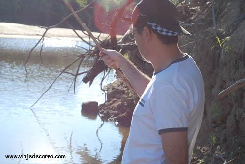 Pantanal Pesca de Piranha