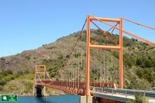 Estrada de Chile Chico até Puerto Río Tranquilo