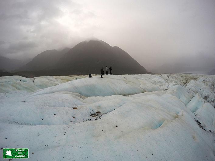 Glaciar Exploradores