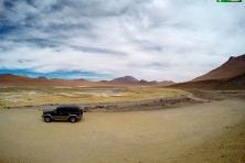 Estrada de San Pedro de Atacama até Salta