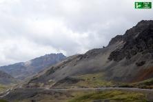Cruzando a Cordilheira pela 30C - Peru