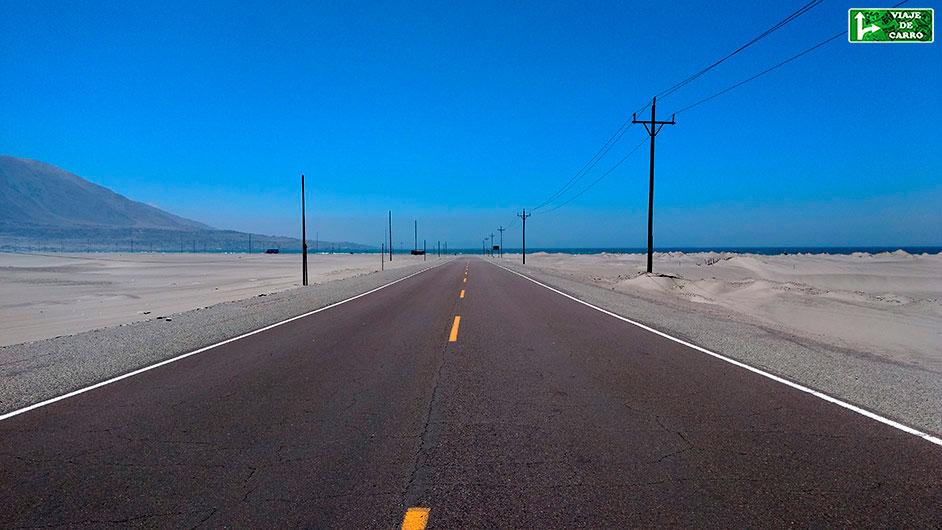 Estrada de Nasca até Arequipa