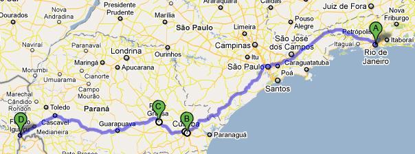 Foz do Iguaçu – 7 dias Viaje de Carro