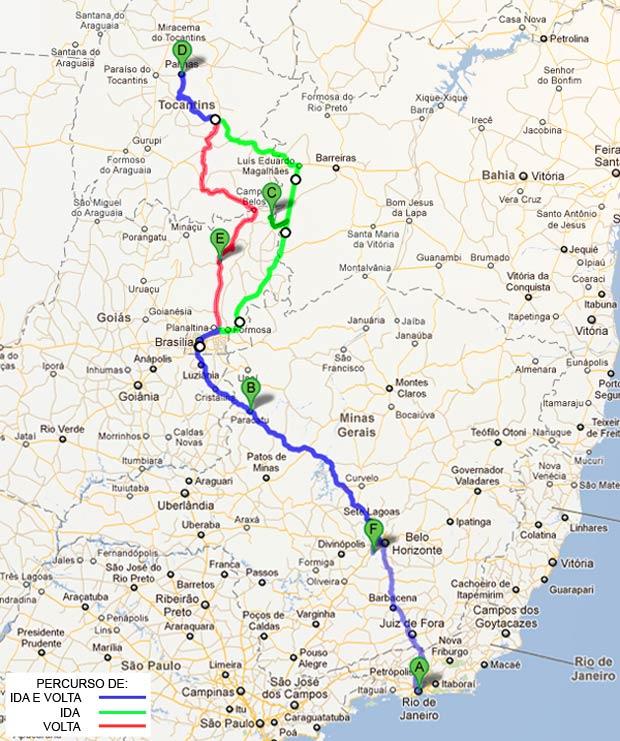 Goiás e Tocantins – 21 dias Viaje de Carro
