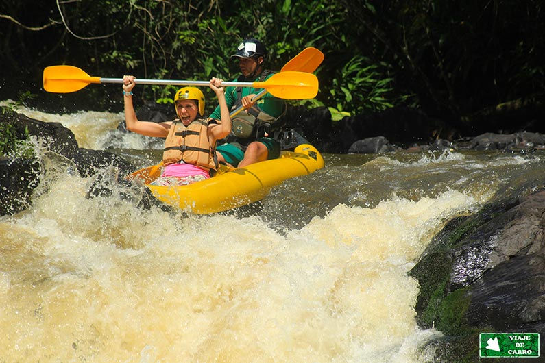 Rafting - Duck Radical