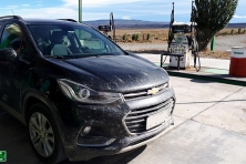 Posto de Combustível na RN40