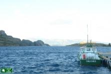 Chile Chico - lago Gral. Carrera