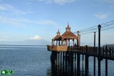 Frutillar, Lago Llanquihue e vulcão Osorno