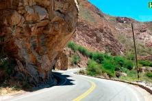 Estrada de Ollantaytambo até Nasca