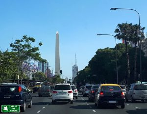 Obelisco 9 de Júlio