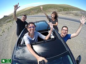 Patagônia com Italianos - La Reunion II Viaje de Carro