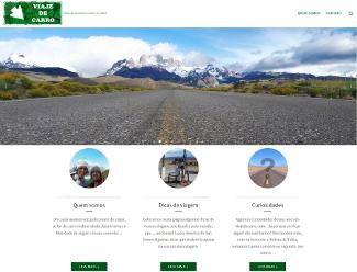 Novo Blog do Viaje de Carro Viaje de Carro