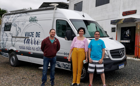 Porque Escolhemos a Victoria Motor homes Viaje de Carro
